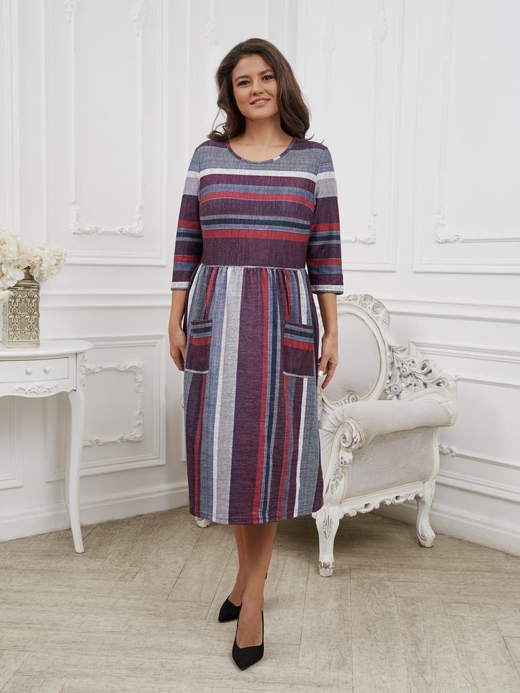 Осень/зима коллекция 20/21 D2019 Платье средней длинны с рукавом 3/4 import_files_68_68afb352fd0911ea80ed0050569c68c2_bd33dd890ed711eb80ed0050569c68c2.jpg