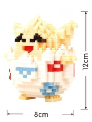 Конструктор Wisehawk & LNO Покемон Тогепи 387 деталей NO. 221 Togepi Pokemon Gift Series