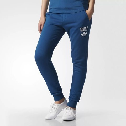 Брюки женские adidas ORIGINALS REGULAR CUFFED