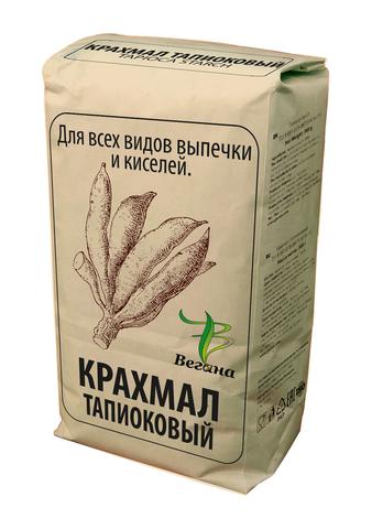 Крахмал Тапиоковый, 300 гр. (Вегана)