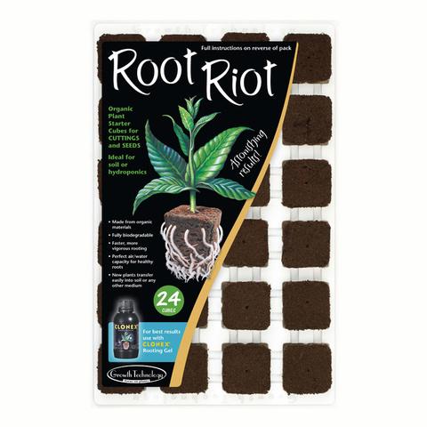 Кубики Root Riot 24шт