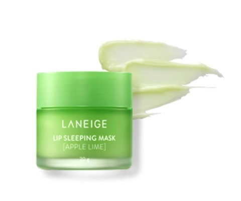 Laneige Special care lip sleeping mask apple lime
