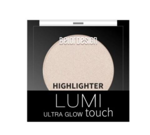 BelorDesign Хайлайтер Lumi touch тон 1 vanilla dream