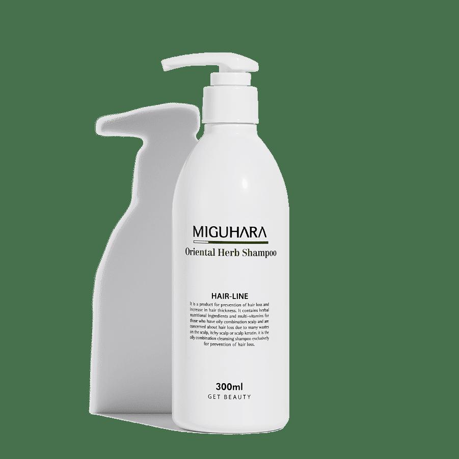 MIGUHARA шампунь для волос Oriental Herb Shampoo, 300 мл.