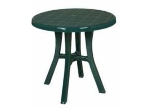 Пластиковый стол HM-510 TABLE ROYAL зеленый (Турция)