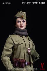 Фигурка Советский Снайпер — WWII Soviet Female Sniper