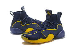 Pharrell x adidas Crazy BYW 'Blue/Yellow'