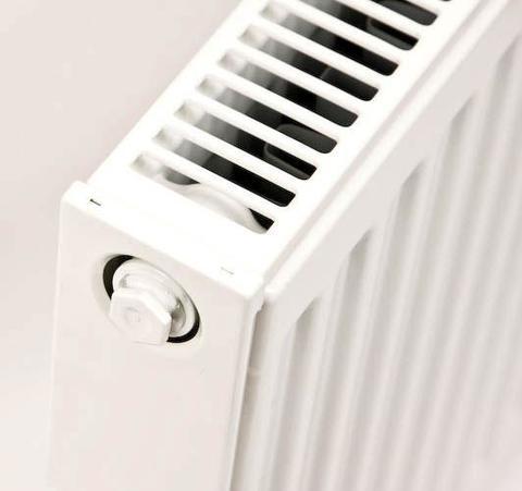 Радиатор стальной панельный CV21S 450 * 600