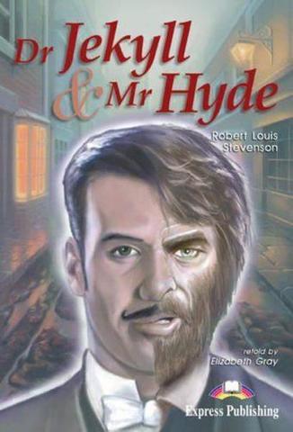 Dr Jekyll & Mr Hyde. Доктор Джекилл и мистер Хайд. Льюис Стивенсон. Elementary (6-7 класс). Книга для чтения