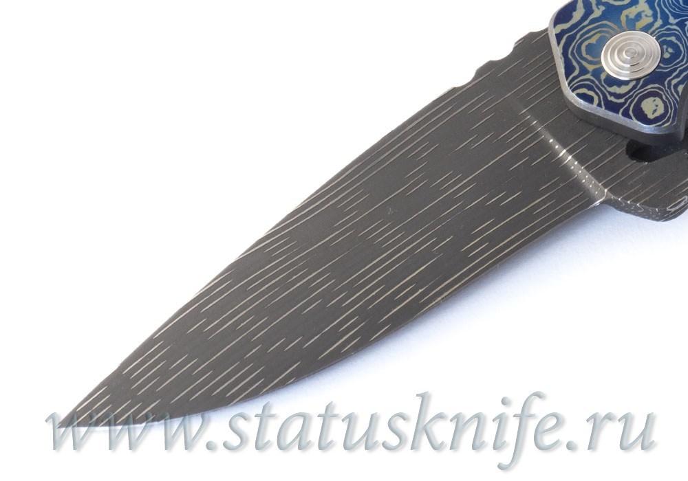 Нож Jeremy Robertson El Patron Timascus Delux - фотография