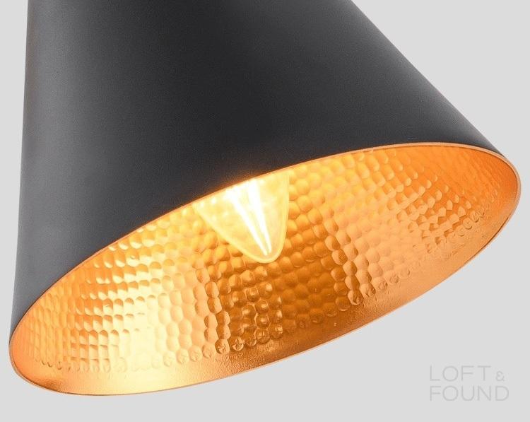 Настольная лампа Zhuo Tom Dixon style