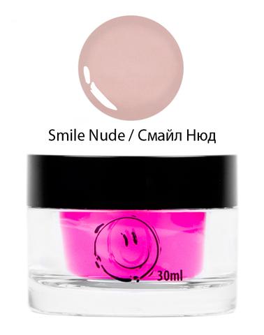 Гель однофазный камуфлирующий Smile Nude Gel 30 мл