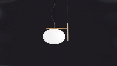 Подвесной светильник  ALBA, Италия