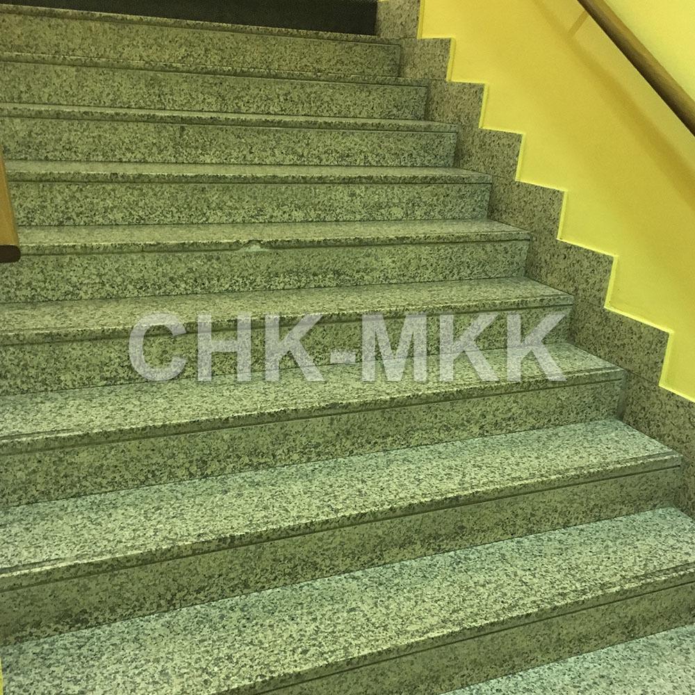 Лестница №4 Мансуровский гранит
