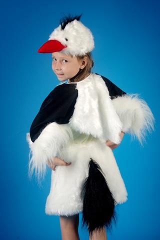 Карнавальный костюм Аиста 1