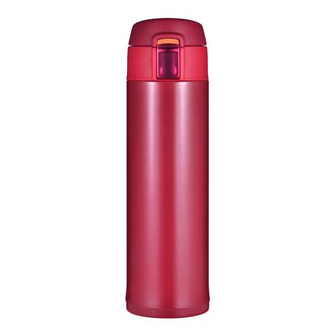 Термокружка Woodsurf Quick Open (0,48 литра), красная