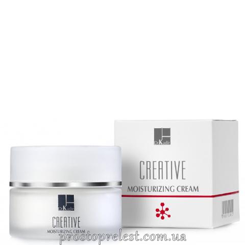 Dr. Kadir Creative Moisturizing Cream - Зволожуючий крем для сухої та нормальної шкіри обличчя
