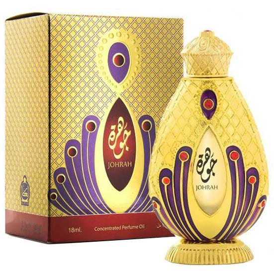 Пробник для Johrah Джора 1 мл арабские масляные духи от Афнан Парфюм Afnan Perfumes