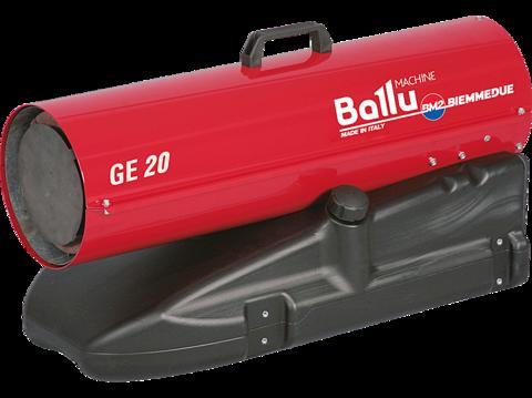 Теплогенератор мобильный дизельный - Ballu-Biemmedue Arcotherm GE 20
