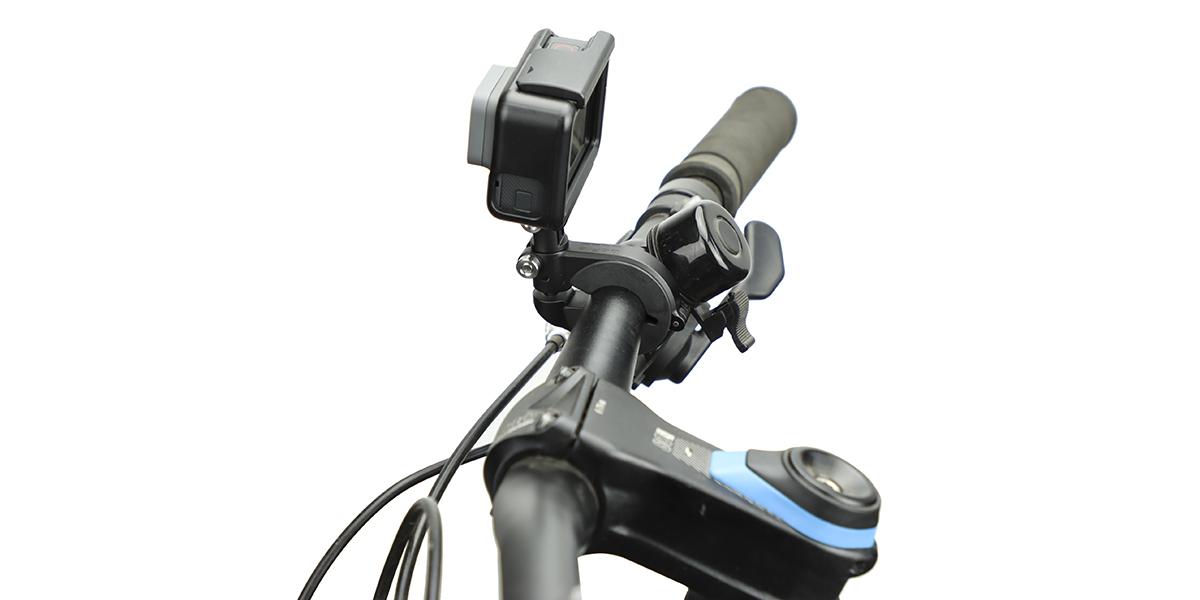 Крепление на руль/седло/раму велосипеда GoPro Pro Handlebar/Seatpost/Pole Mount