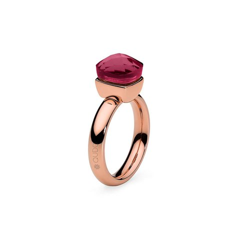 Кольцо Firenze fuchsia 16.5 мм 610962/16.5 V/RG
