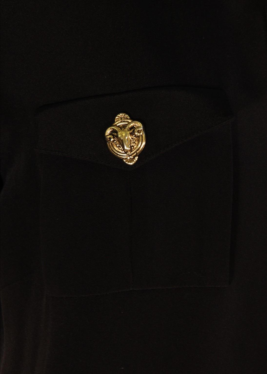 Платье-рубашка FAUSTO PUGLISI