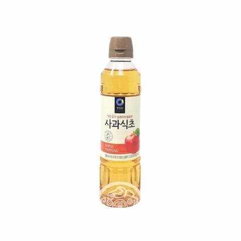 Яблочный уксус APPLE VINEGAR 500мл Daesang Корея