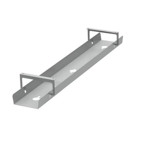 U-tray кабель-канал двойной горизонтальный откидной
