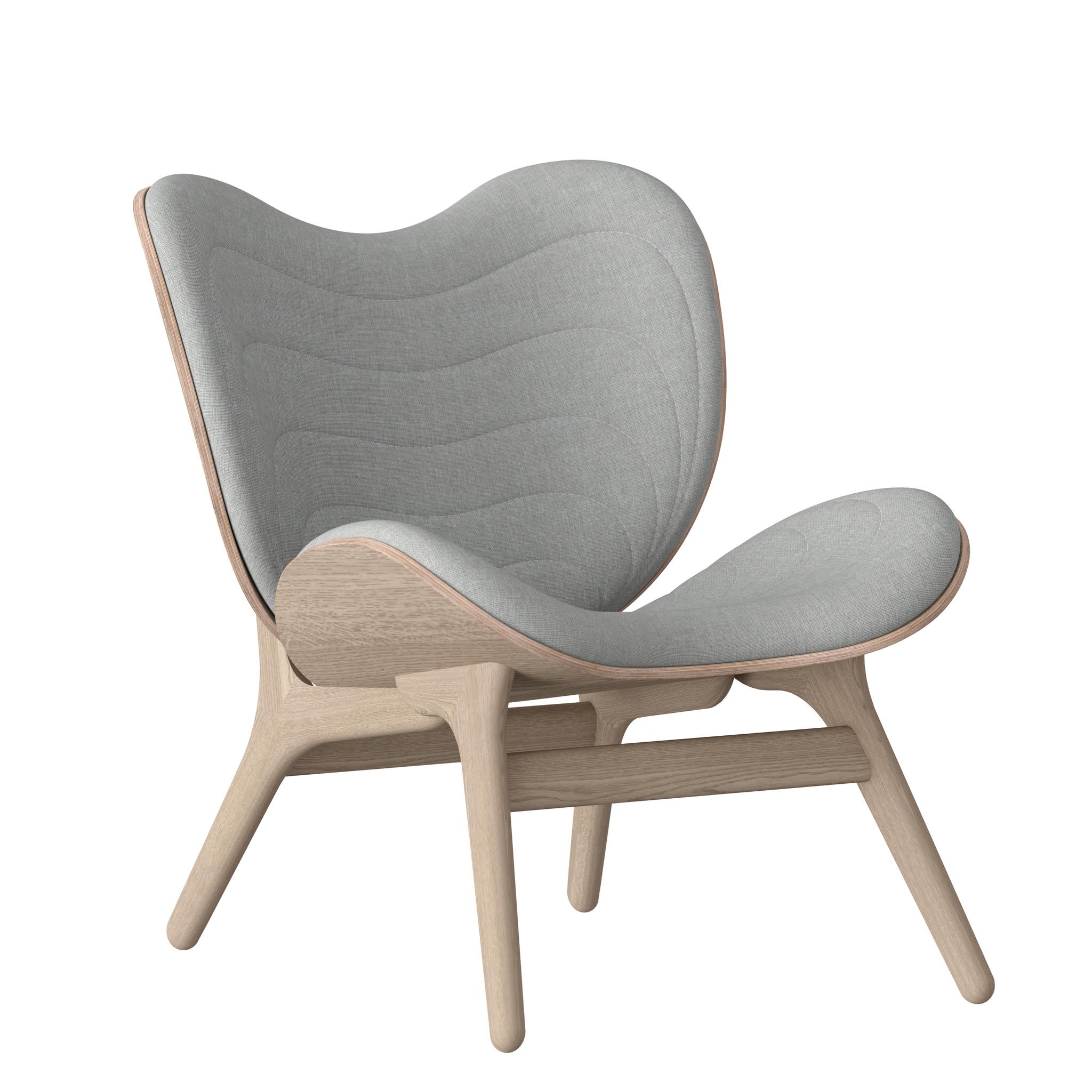 Кресло A Conversation Piece, дуб - вид 3