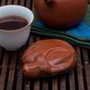 Чайная фигурка «Красный буйвол»