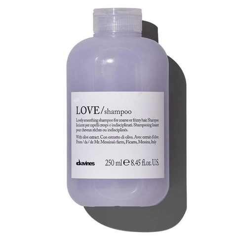 LOVE/shampoo, lovely smoothing shampoo - Шампунь для разглаживания завитка