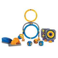 LER9292 Развивающая игрушка Попади в цель. Турбо (с пневматической установкой) Learning Resources