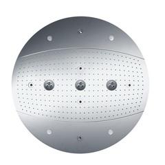 Душ потолочный встраиваемый 60х60 см 3 режима с подсветкой Hansgrohe Raindance Rainmaker 26117000 фото