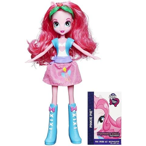 My Little Pony Пинки Пай. Коллектор девочки Эквестрии