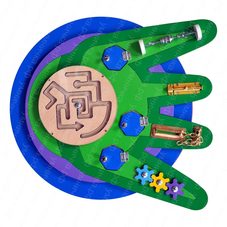Бизиборды Бизиборд «Спутник» sputnik.jpg