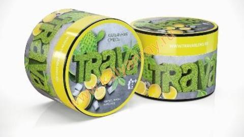 Кальянная смесь Trava - Кактус, Лимон, Мята, Лед