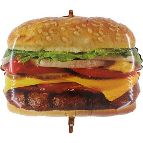 Шар фигура Чизбургер