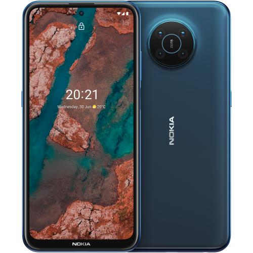 Nokia X20 Смартфон Nokia X20 8/128GB Blue (скандинавский синий) blue1.png