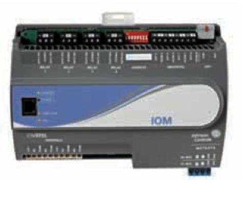 Johnson Controls IOM