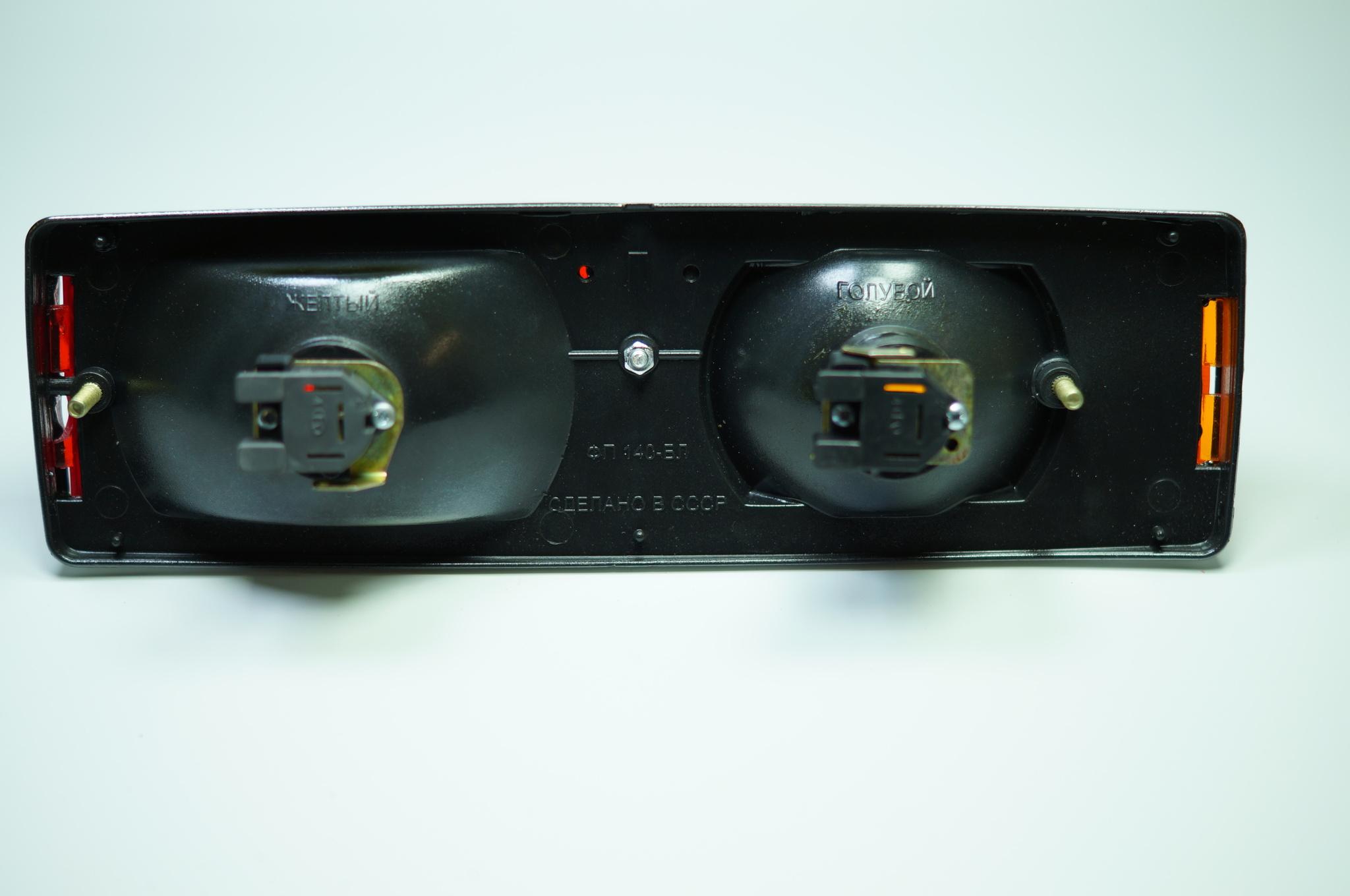 Задний фонарь Ваз 2101 пластик