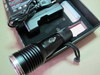 Ручной  мощный универсальный фонарь под маркировкой Огонь H-445! 200 000w