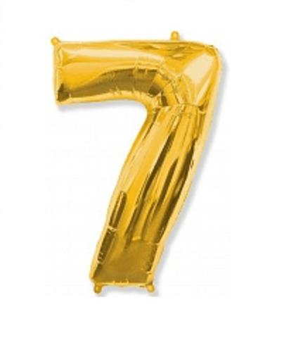 Цифра семь - золото