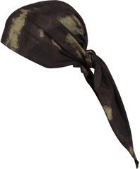 Бандана-косынка Сплав чёрный мох