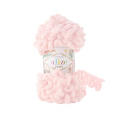 Пряжа Alize Puffy цвет 639
