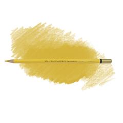 Карандаш художественный акварельный MONDELUZ, цвет 43 неаполитанский желтый светлый