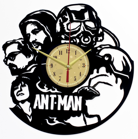 Человек-муравей Часы из Пластинки — Ant-Man