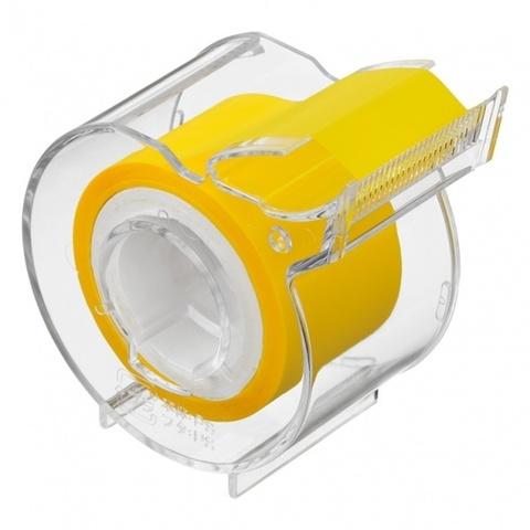Диспенсер Yamato Memoc Roll Tape Film Type 25 мм - Yellow