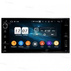 Магнитола Toyota универсальная KD7061  200 Х 100 мм Android 9.0 4/64 GB IPS DSP