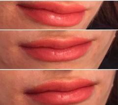 Пигмент для губ Juicy peach (Сочный персик) от Алины Шаховой