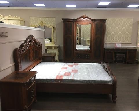 Спальня модульная ИЛОНА-2 караваджо